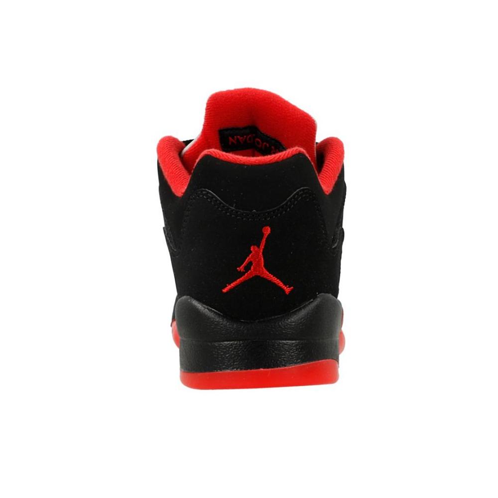 photos officielles dedb8 e89b9 Black Air Jordan 5 Retro Low GS Alternate 314338-001 40 ...